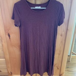 Madewell T Shirt Dress